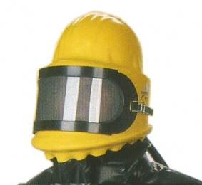 Защитный шлем оператора струйной очистки PANORAMA