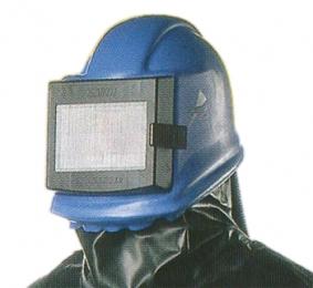 Защитный шлем оператора струйной очистки COMMANDER
