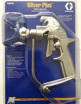Пистолет GRACO Silver PLUS