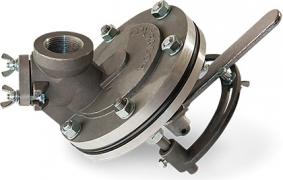 Клапан-дозатор абразива FSV