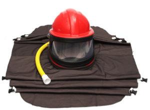 пескоструйное оборудование защитная одежда